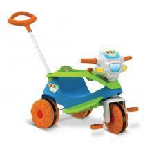 Veloban de passeio com pedal - velobaby - bandeirante -