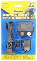 Velocimetro Odometro Bicicleta Bike Digital Computador 14em1 - Western