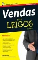 Vendas Para Leigos - Alta Books - 1