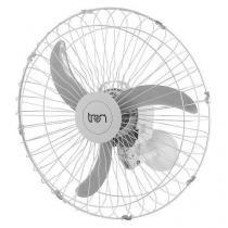 Ventilado de Parede Oscilante 127v 50cm Pp At Branco 140w - Tron Ventiladores -