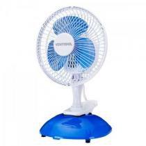 Ventilador de mesa 127v mini20 azul/branco ventisol - Ventisol