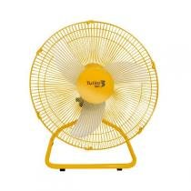 Ventilador de Mesa Tufão 50 cm Bivolt Amarelo - Loren Sid - Lorensid
