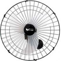 Ventilador de parede 50cm 200w cor preto grade 40 fios vitalex - 220v -