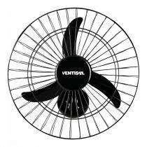 Ventilador de Parede 50cm New Premium Ventisol 127V Preto -