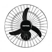 Ventilador de Parede NEW 50cm cor Preta Ventisol - 127V -