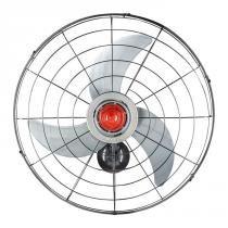 Ventilador de Parede POWER 70 Preto Bivolt Ventisol -