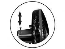 Ventilador de Torre Mondial VT-CR-43 6P - Turbo e Silêncio Control 3 Velocidades