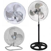 Ventilador Doméstico e Industrial 3 Em 1 110v - ImportWay -