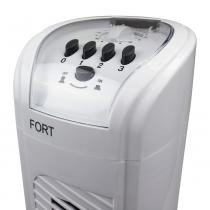Ventilador Torre Fort Homestar 45w Hs7500/ft-8010 Branco 220v -