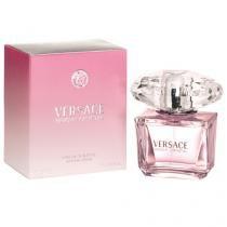 Versace Bright Crystal Versace - Perfume Feminino - Eau de Toilette - 90ml - Versace