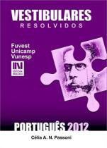 Vestibulares resolvidos - portugues 2012 - Editora nucleo