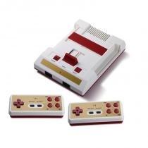 Video Game 8Bit Retro Hd 88 Jogos Memoria Hdmi AV Controle sem Fio (8-BIT HD) - Ab midia