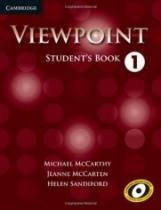 Viewpoint 1 Students Book - Cambridge - 1
