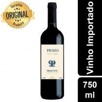 Vinho Italiano Tinto Primitivo Primo Garrafa 750ml - Torrevento - Lambrusco