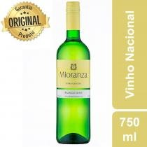 Vinho Nacional Branco de Mesa Suave Garrafa 750ml - Mioranza -