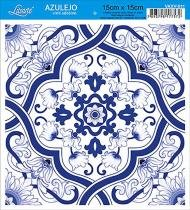 Vinil Adesivo Azulejo Decorativo e Parede VAXV-011 - Litoarte - Litoarte