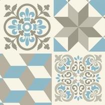 Vinil Adesivo Azulejo Decorativo e Parede VAXX-035 - Litoarte - Litoarte