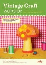 Vintage Craft Workshop - Chronicle books