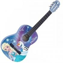 Violão Acústico Infantil Nylon Frozen Elsa Olaf VIF-1 - PHX - PHX