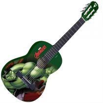 Violão Acústico Nylon Infantil Marvel Hulk Vim-H1 Phx - Phx