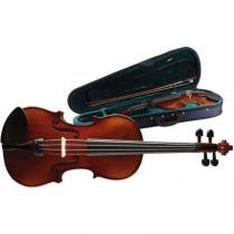 Violino Com Case Tampo Spruce Lados Fundo Maple  Natural Vn4/4 Stagg - Stagg