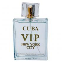 VIP New York City Cuba Paris - Perfume Masculino - Eau de Parfum - 100ml - Cuba Paris
