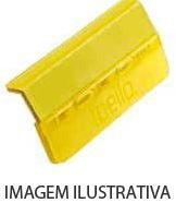 Visor Pasta Suspensa 50 Unidades Cristal Dellofix Dello - 952536