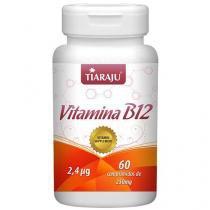 Vitamina B12 - Tiaraju - 60 comprimidos de 250mg -