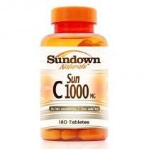 Vitamina C 1000mg Sundown 180 Tablets -