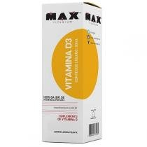 Vitamina D3 30 ml - Max Titanium -