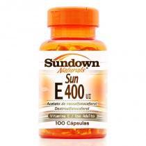 Vitamina E 400UI 30 cápsulas - Sundown - Sundown