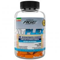 Vitplex - 100 Tabletes - Age - Nutrilatina - Nutrilatina