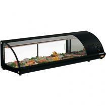 Vitrine Refrigerada Gelopar GVRB 160 2 Portas - Iluminação Interna de LED