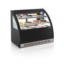 Vitrine Refrigerada Linha Gourmet Elegance Bancada GGEB-110  - Gelopar -