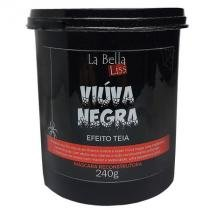 Viúva Negra La Bella Liss Máscara Reconstrutora Efeito Teia 240g -