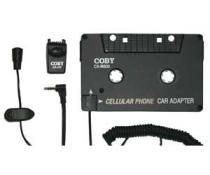 Viva-voz celular no toca-fitas - COBY - CAM805 - Preto -