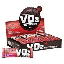 VO2 Protein Bar - 24 unidades (1cx.) - IntegralMedica - Frutas Vermelhas - IntegralMedica