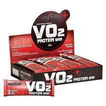 VO2 Protein Bar - 24 unidades (1cx.) - IntegralMedica - Morango - IntegralMedica