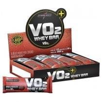 VO2 Protein Barras - 12 unidades de 30 gramas - Integralmedica val: 05 e 06/18 - Integralmédica