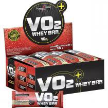 VO2 Whey Bar com 24 Barras Integralmédica -