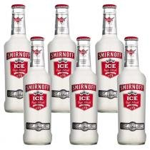Vodka Ice Smirnoff 275 ml Leve 6 Pague 4 -