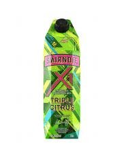 Vodka Smirnoff X1 Triple Citrus 1000ml -