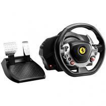Volante e Pedal Ferrari 458 Itália Edition - para Xbox One / PC - Thrustmaster