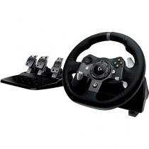 Volante gamer g920 racing para xbox one e pc - logitech - Logitech