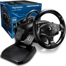 Volante gamer para playstation 4 e ps3 t80 racing wheel t80 thrustmaster - Thrustmaster
