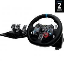 Volante Logitech Gamer G29 - PS4 PS3 e PC -