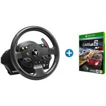 Volante para Xbox PC Thrustmaster TMX - Force Feedback + Project Cars 2 para Xbox One