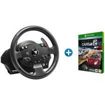 Volante para Xbox PC Thrustmaster TMX  - Force Feedback + Project Cars 2 para Xbox One