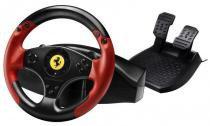 Volante Thrustmaster Ferrari Racing Edição Red Legend para PS3 e PC -