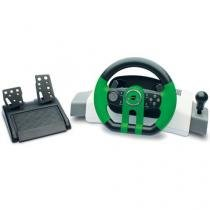 Volante Turbo GT com Force Feedback para X-BOX 360 Dazz 622132 - Dazz